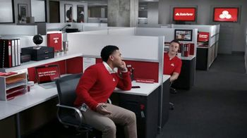 State Farm Super Bowl 2020 TV Spot, 'Back in the Office'