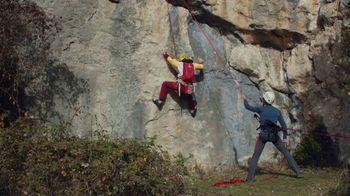 American Express Delta SkyMiles Platinum Card TV Spot, 'Rock Climber'