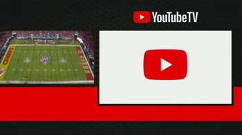 YouTube TV Super Bowl 2020 TV Spot, 'It's Always Game Time' Song by Dua Lipa - Thumbnail 1