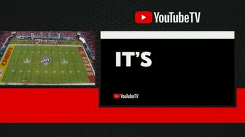 YouTube TV Super Bowl 2020 TV Spot, 'It's Always Game Time' Song by Dua Lipa - Thumbnail 2