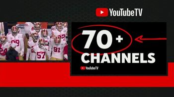 YouTube TV Super Bowl 2020 TV Spot, 'It's Always Game Time' Song by Dua Lipa - Thumbnail 4