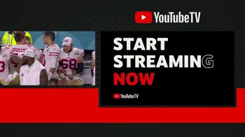 YouTube TV Super Bowl 2020 TV Spot, 'It's Always Game Time' Song by Dua Lipa - Thumbnail 9