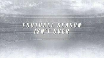 XFL Football Super Bowl 2020 TV Promo, 'Football Season Isn't Over' - Thumbnail 1
