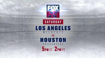 XFL Football Super Bowl 2020 TV Promo, 'Football Season Isn't Over' - Thumbnail 2
