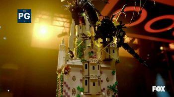 LEGO Masters Super Bowl 2020 TV Promo, 'Chosen' - Thumbnail 3