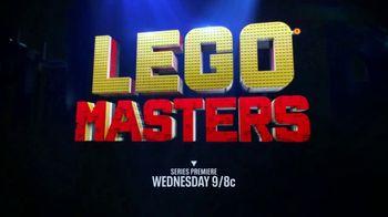 LEGO Masters Super Bowl 2020 TV Promo, 'Chosen' - Thumbnail 9