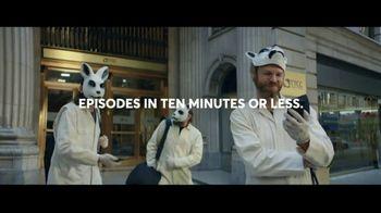 Quibi Super Bowl 2020 TV Spot, 'Bank Heist' - Thumbnail 9