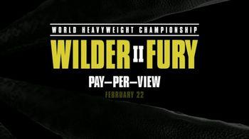 Premier Boxing Champions Super Bowl 2020 TV Spot, 'Wilder vs. Fury II' - Thumbnail 10