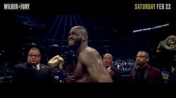 Premier Boxing Champions Super Bowl 2020 TV Spot, 'Wilder vs. Fury II' - Thumbnail 6