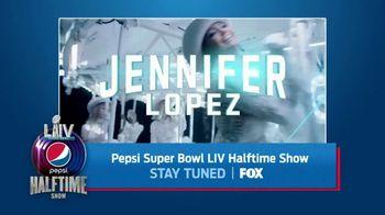 FOX Super Bowl 2020 TV Promo, 'Pepsi Super Bowl LIV Halftime Show' - Thumbnail 3