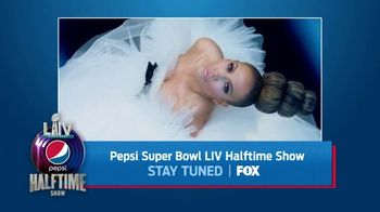 FOX Super Bowl 2020 TV Promo, 'Pepsi Super Bowl LIV Halftime Show'