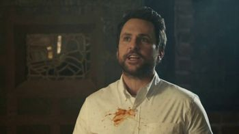 Tide POWER PODS Super Bowl 2020 TV Spot, 'Bud Knight' Featuring Charlie Day - Thumbnail 4