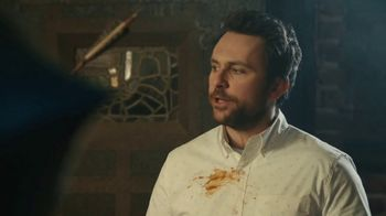 Tide POWER PODS Super Bowl 2020 TV Spot, 'Bud Knight' Featuring Charlie Day - Thumbnail 6