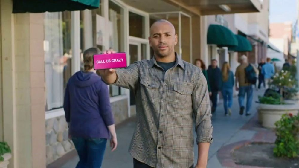 T-Mobile: Call Us Crazy