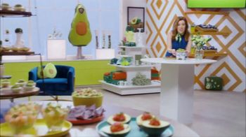Avocados From Mexico Super Bowl 2020 TV Spot, 'The Avocados from Mexico Shopping Network' Featuring Molly Ringwald - 4 commercial airings