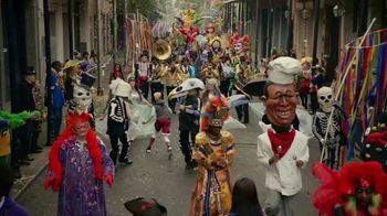 NFL 100 Super Bowl 2020 TV Spot, 'The Toss' Featuring Ray Lewis, Drew Brees, Jim Brown, Song by Ray Charles - Thumbnail 5