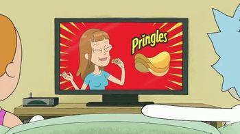 Pringles Super Bowl 2020 TV Spot, 'The Infinite Dimensions of Rick and Morty' - Thumbnail 2