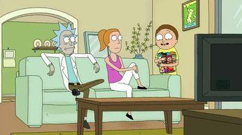 Pringles Super Bowl 2020 TV Spot, 'The Infinite Dimensions of Rick and Morty' - Thumbnail 3