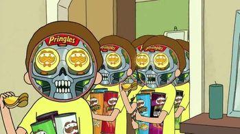 Pringles Super Bowl 2020 TV Spot, 'The Infinite Dimensions of Rick and Morty' - Thumbnail 9