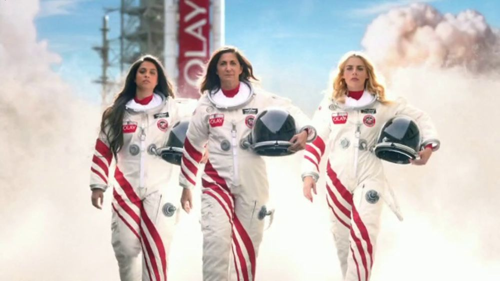 Olay: Make Space For Women