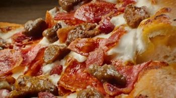 Pizza Hut $10 Meat Lover's Pizza Super Bowl 2020 TV Spot, 'Calling All Carnivores' - 107 commercial airings