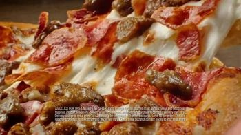 Pizza Hut $10 Meat Lover's Pizza Super Bowl 2020 TV Spot, 'Calling All Carnivores' - Thumbnail 7