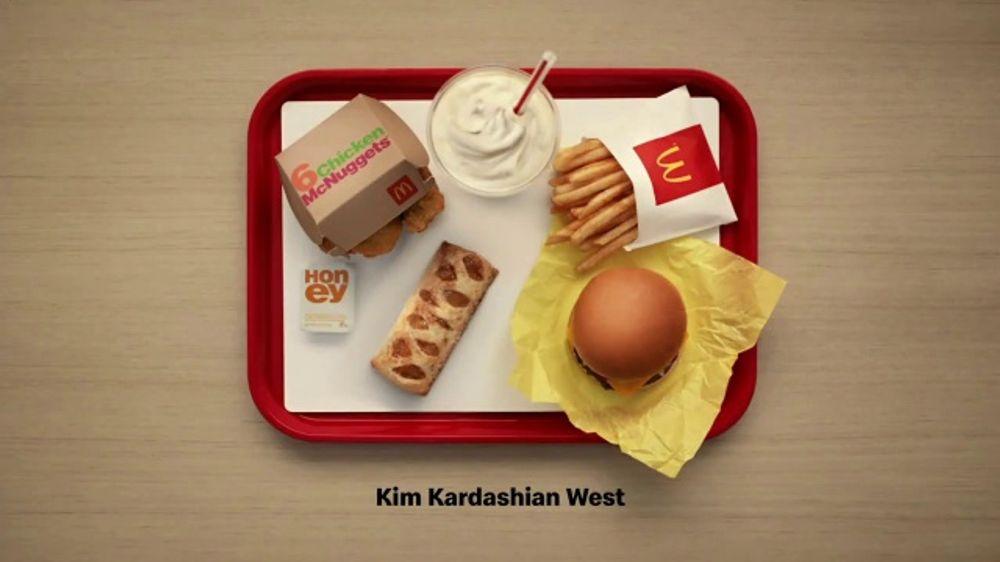 McDonald's: Famous Orders