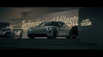 Porsche Taycan Super Bowl 2020 TV Spot, 'The Heist' Song by Gramatik & Balkan Bump [T1] - Thumbnail 2