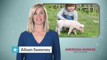 American Humane Association TV Spot, '100 Years' Featuring Alison Sweeney