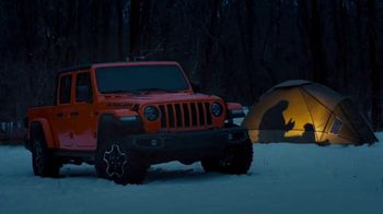 Jeep Gladiator Super Bowl 2020 Teaser, 'Groundhog Day: Tent' [T1] - Thumbnail 1