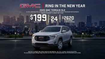 GMC Ring in the New Year TV Spot, 'Rule of Three' [T2] - Thumbnail 5