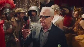 Coca-Cola Energy TV Spot, 'Show Up' Featuring Martin Scorsese, Jonah Hill