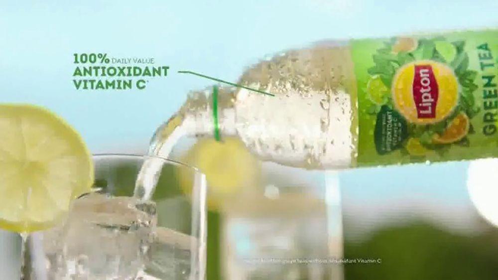 Lipton TV Commercial, 'Sun'