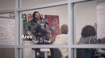 Oikos TV Spot, 'God of War: Coupons'