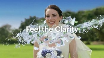 Claritin Chewables TV Spot, 'Feel the Clarity: Wedding' - Thumbnail 3