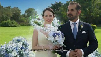 Claritin Chewables TV Spot, 'Feel the Clarity: Wedding' - Thumbnail 7