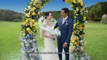 Claritin Chewables TV Spot, 'Feel the Clarity: Wedding' - Thumbnail 8