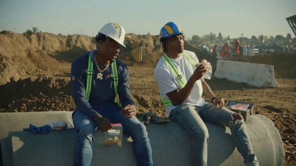 NFL TV Commercial, 'Muy r??pido' con Jalen Ramsey, Derwin Jame