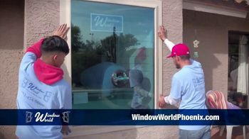 Window World Phoenix TV Spot, 'Here in Arizona: Six Windows for $3,425'