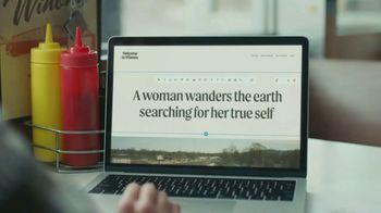 Squarespace TV Spot, 'Winona in Winona' Featuring Winona Ryder - Thumbnail 7