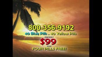 44 Blue Pills TV Spot, '40 Blue Pills or 40 Yellow Pills' - Thumbnail 10