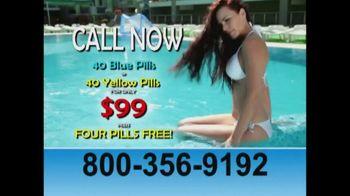 44 Blue Pills TV Spot, '40 Blue Pills or 40 Yellow Pills' - Thumbnail 7
