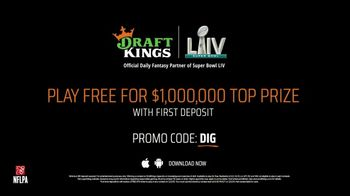 DraftKings TV Spot, 'Royalty is Earned' Featuring Nate Burleson - Thumbnail 10