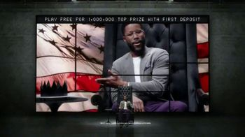 DraftKings TV Spot, 'Royalty Is Earned' Featuring Nate Burleson - Thumbnail 8