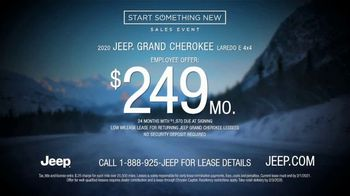 Jeep Start Something New Sales Event TV Spot, 'Roads Are Bad out There' Song by Sam Tinnesz [T2] - Thumbnail 6