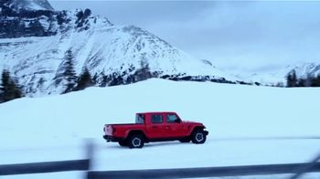 Jeep Start Something New Sales Event TV Spot, 'Roads Are Bad out There' Song by Sam Tinnesz [T2] - Thumbnail 3