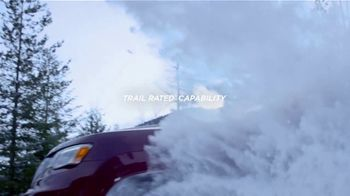 Jeep Start Something New Sales Event TV Spot, 'Roads Are Bad out There' Song by Sam Tinnesz [T2] - Thumbnail 4