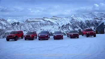 Jeep Start Something New Sales Event TV Spot, 'Roads Are Bad out There' Song by Sam Tinnesz [T2] - Thumbnail 5