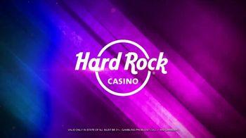 Hard Rock Hotels & Casinos TV Spot, 'Favorite Game: 50 Free Spins' - Thumbnail 1