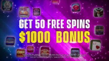 Hard Rock Hotels & Casinos TV Spot, 'Favorite Game: 50 Free Spins' - Thumbnail 6